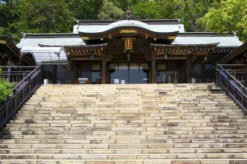 Gran Santuario Chinzei Santuario Suwa