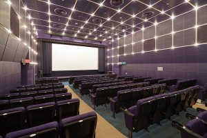 The largest screen, Kineca 1 has 134 seats. Get comfortable and enjoy the latest popular films