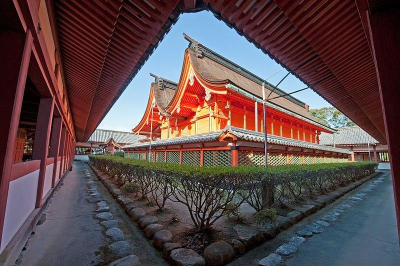 Isaniwa Shrine