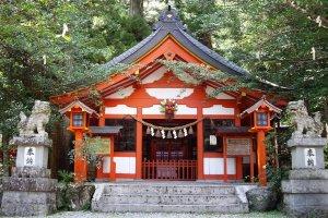 Kitabatake Shrine