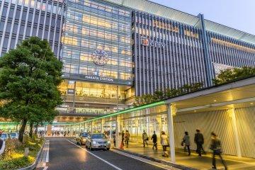 Estación JR Hakata