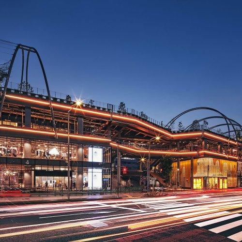 Rayard: Mitsui Shopping Park