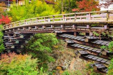Saruhashi Bridge
