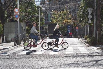 One-day Tokyo Share Bike Pass