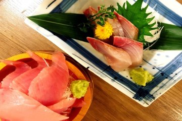 Exciting Evening Food Tour in Nakameguro