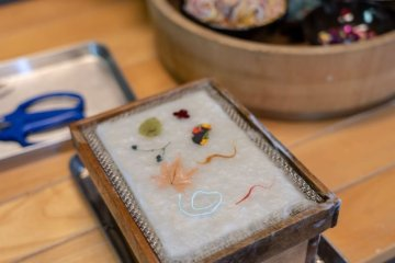 Japanese Washi Paper Making Class in Omachi, Nagano