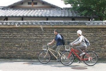 Kinkakuji Arashiyama Guided Bike Tour