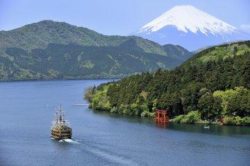 Mount Fuji, Hakone Bus Tour from Tokyo