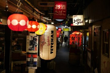 Osaka Local Food and Culture Night Tour