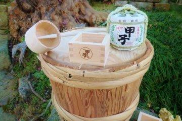 Sake Brewery, Naritasan Temple, Narita Downtown Tour