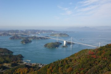 Self-guided Shimanami Kaido Bike Tour