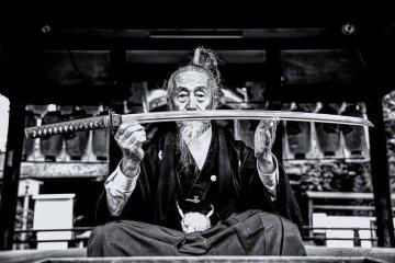 Virtual Kyoto Tour with Samurai Joe (for groups)